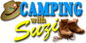 Camping With Suzi