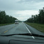 Fairbanks to Tok, Alaska