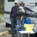 Big dog or Little dog – Which is best suited to live in an RV?