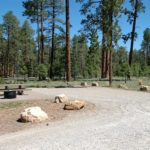 National Forest campgrounds alternatives to most popular National Parks