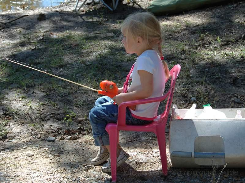 A few fishing spots in some national forests camping for Delta fishing spots