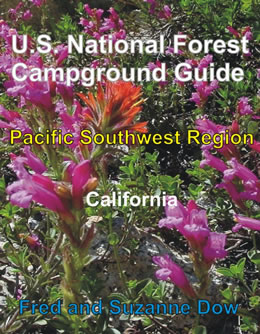 U.S. National Forest Campground Guide - Pacific Southwest Region