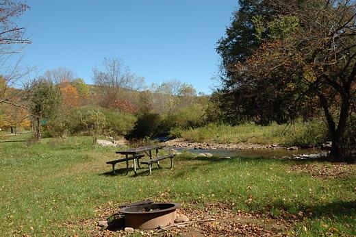 tracy ridge campground...