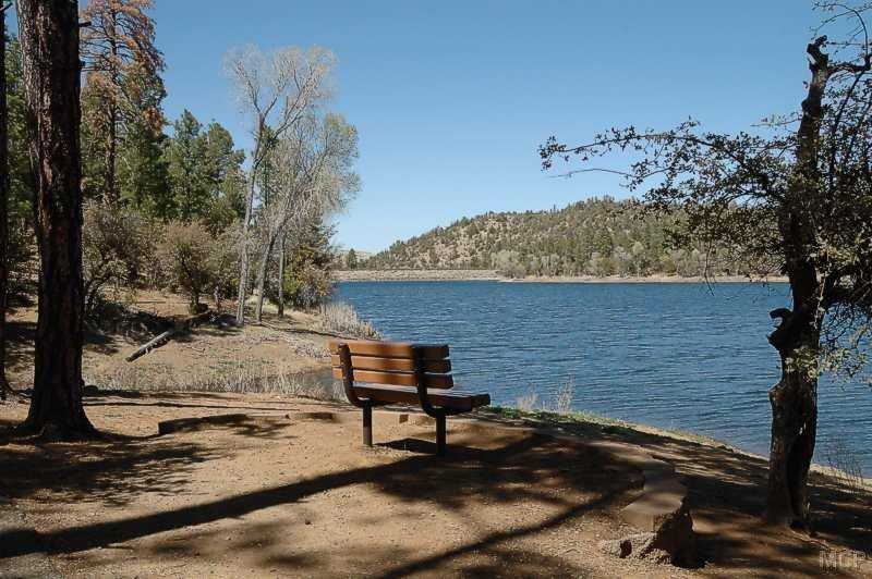 Lynx Lake Shoreline Trail Prescott National Forest Az