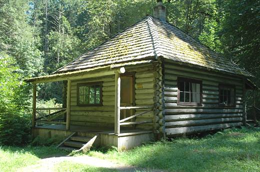 forest service cabin rentals good alternative to On cabin rentals olympic national forest