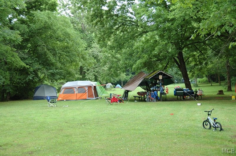 Red bluff campground mark twain national forest mo sciox Images