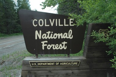 Colville National Forest Campgrounds