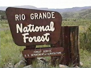 Rio Grande National Forest Campgrounds