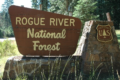 Rogue River National Forest Campgrounds