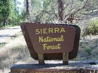 Sierra National Forest Campgrounds
