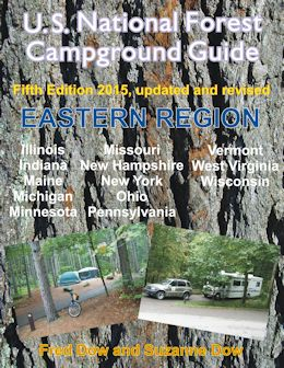 U.S. National Forest Campground Guide - Eastern Region