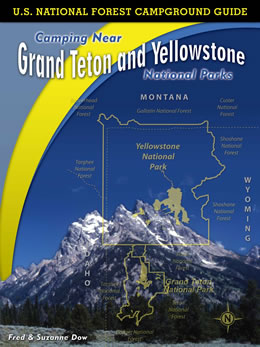 Camping in National Forests Surrounding Grand Teton / Yellowstone NPs