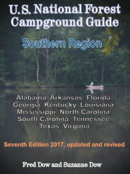 U.S. National Forest Campground Guide - Southern Region